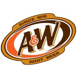 logo A&W Root Beer RCA rgb hex cmyk pantone wikicolors