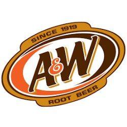 logo A&W Root Beer RCA rgb hex cmyk pantone wikicolors