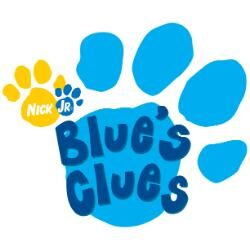 logo Blue's Clues RCA rgb hex cmyk pantone wikicolors