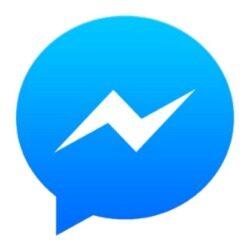logo Facebook Messenger rgb hex cmyk pantone wikicolors