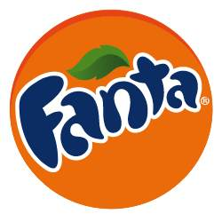 logo Fanta rgb hex cmyk pantone wikicolors