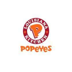 logo Popeyes Louisiana Kitchen rgb hex cmyk pantone wikicolors