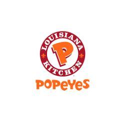 logo Popeyes Louisiana Kitchen rgb hex cmyk pantone wikicolors