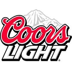 logo coors light rgb hex cmyk pantone wikicolors