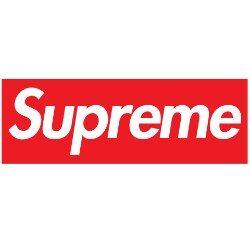logo Supreme rgb hex cmyk pantone wikicolors