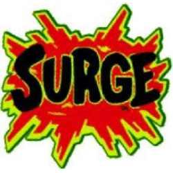 logo Surge rgb hex cmyk pantone wikicolors