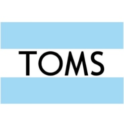 logo Tom's Shoes rgb hex cmyk pantone wikicolors